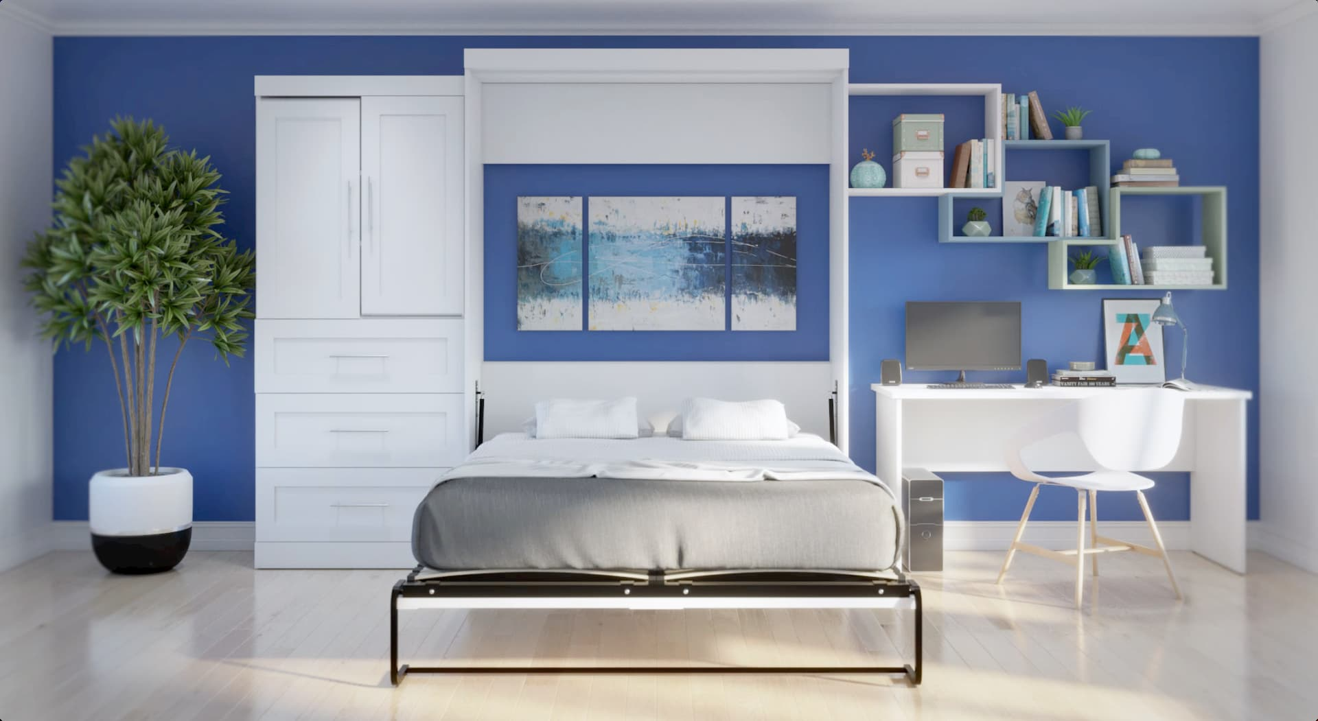 Discover Our Murphy Beds Bestar Canada