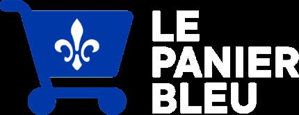 Panier bleu