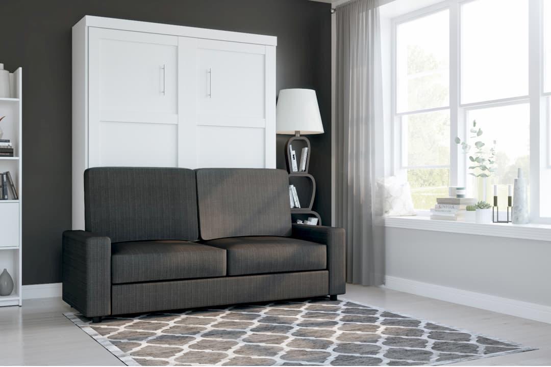 Canapés-lit escamotables