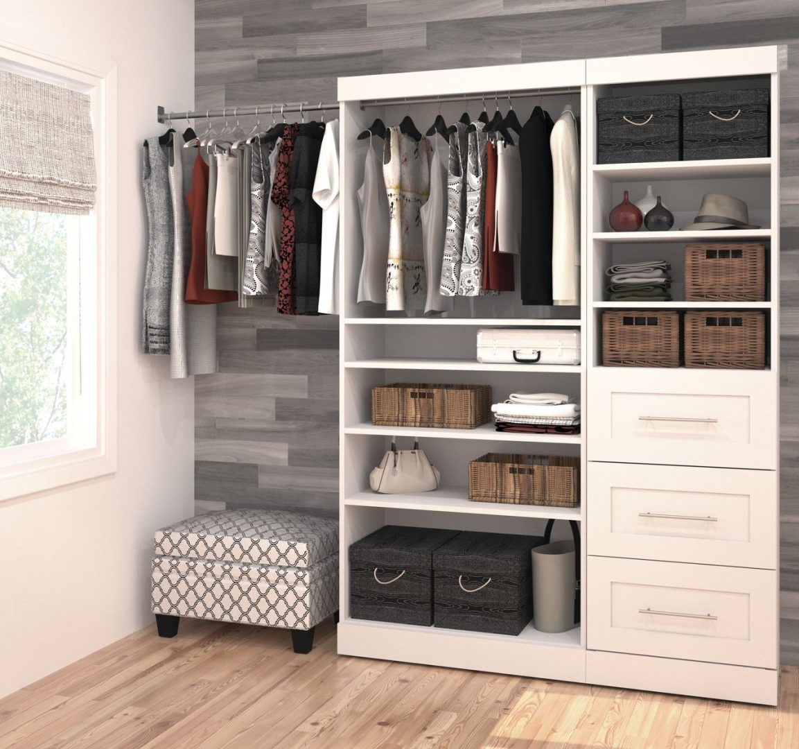 6 Tips to Properly Organize your Closet