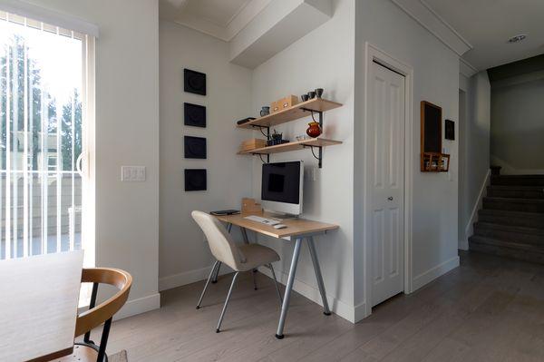 Un bureau à domicile dans un très petit espace, c'est possible?