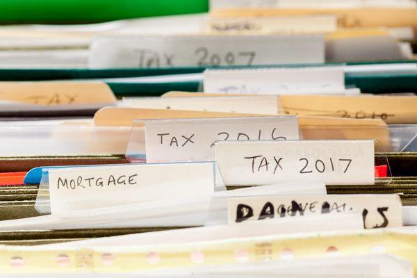 Organiser et ranger ses papiers… juste à temps pour la nouvelle année!