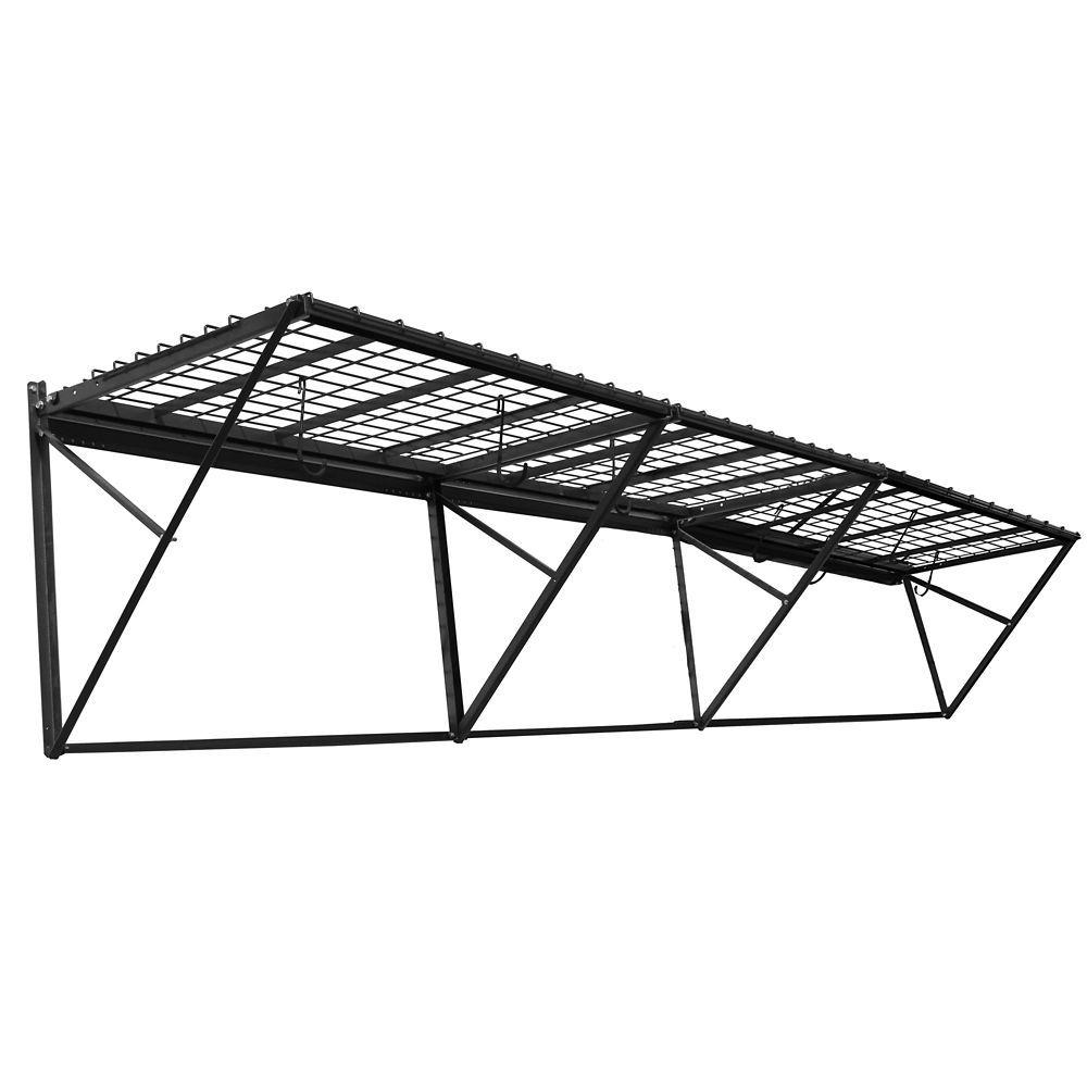 Large metal shelf for the garage