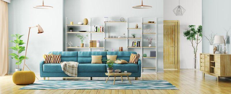 8 façons de rafraîchir votre salon avant l'arrivée du printemps
