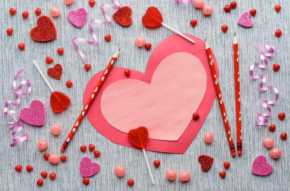 Valentine's Day Fun! 5 Arts & Crafts Ideas for the Kids… Big & Small!
