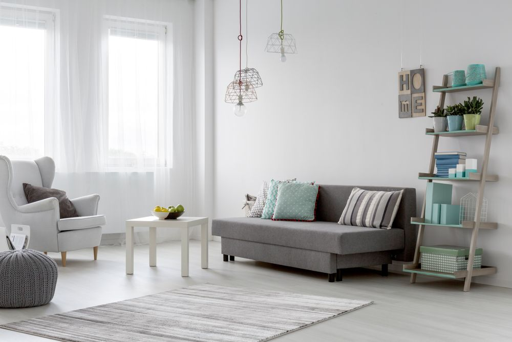 A Minimalist Living Room: Simplicity, Beauty, and Comfort in 5 Easy Steps