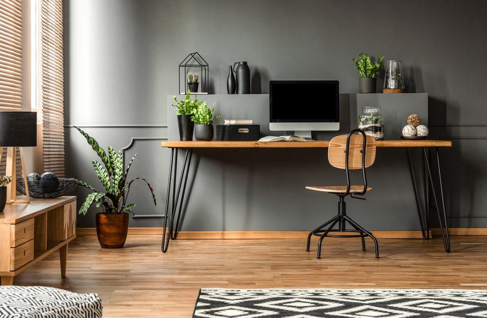 5 considérations pour aménager un bureau à domicile réussi