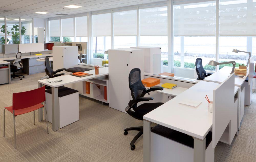 6 façons de diviser votre bureau pour augmenter la productivité du personnel