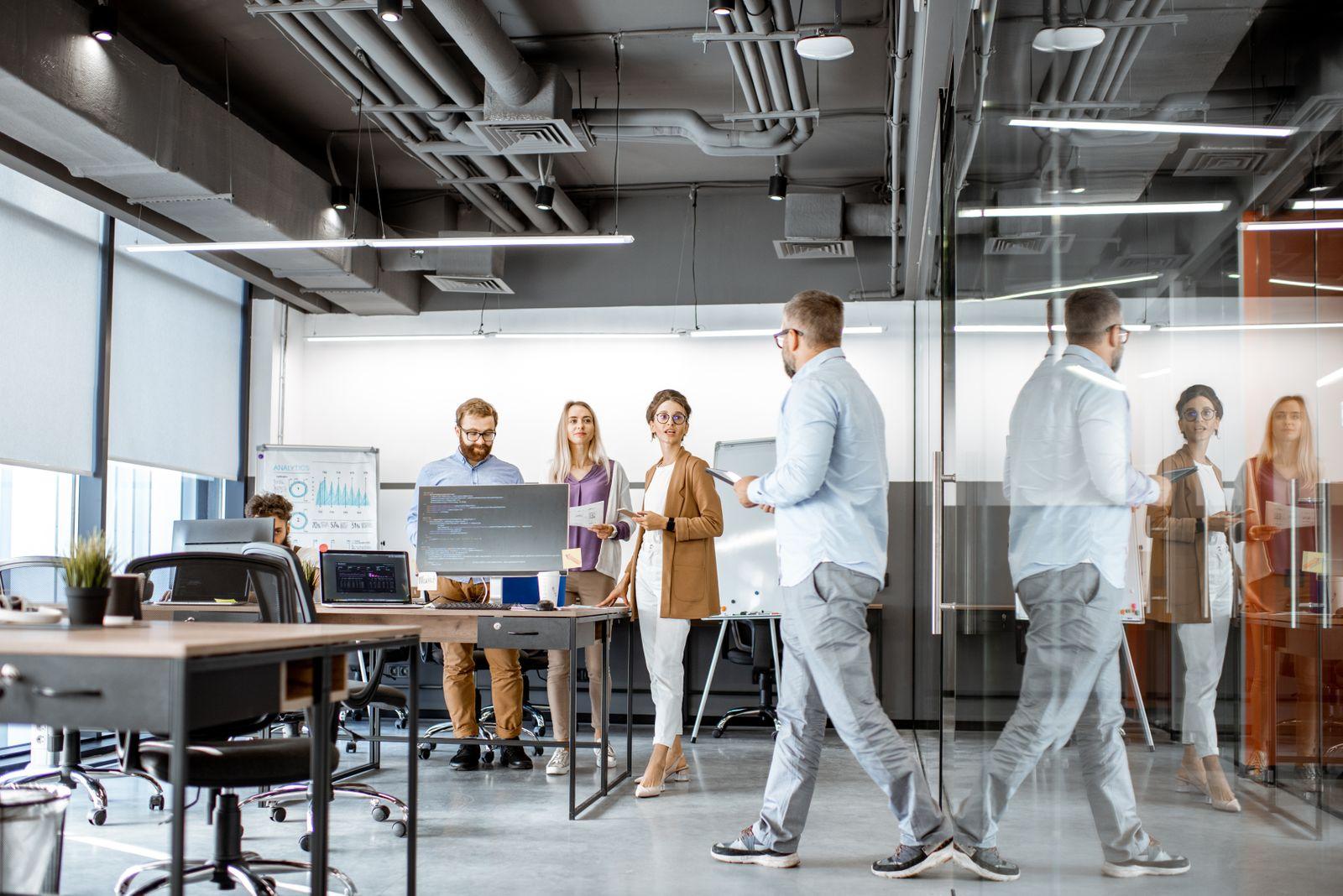 5 façons de transformer votre bureau à aire ouverte en environnement de travail agile