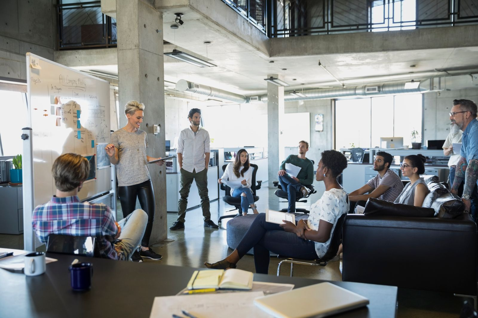 5 solutions pour améliorer l'acoustique de votre bureau