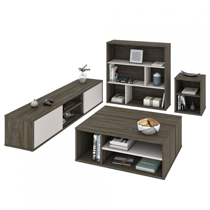 COMBINE YOUR TV STAND WITH OUR MATCHING PIECES