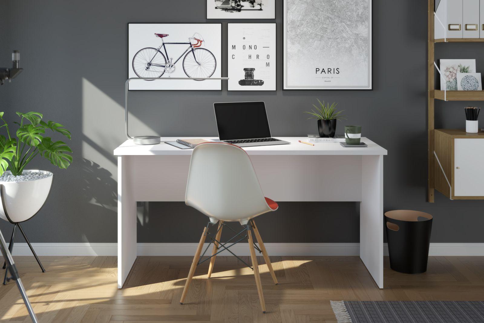 Bestar home office desk shell