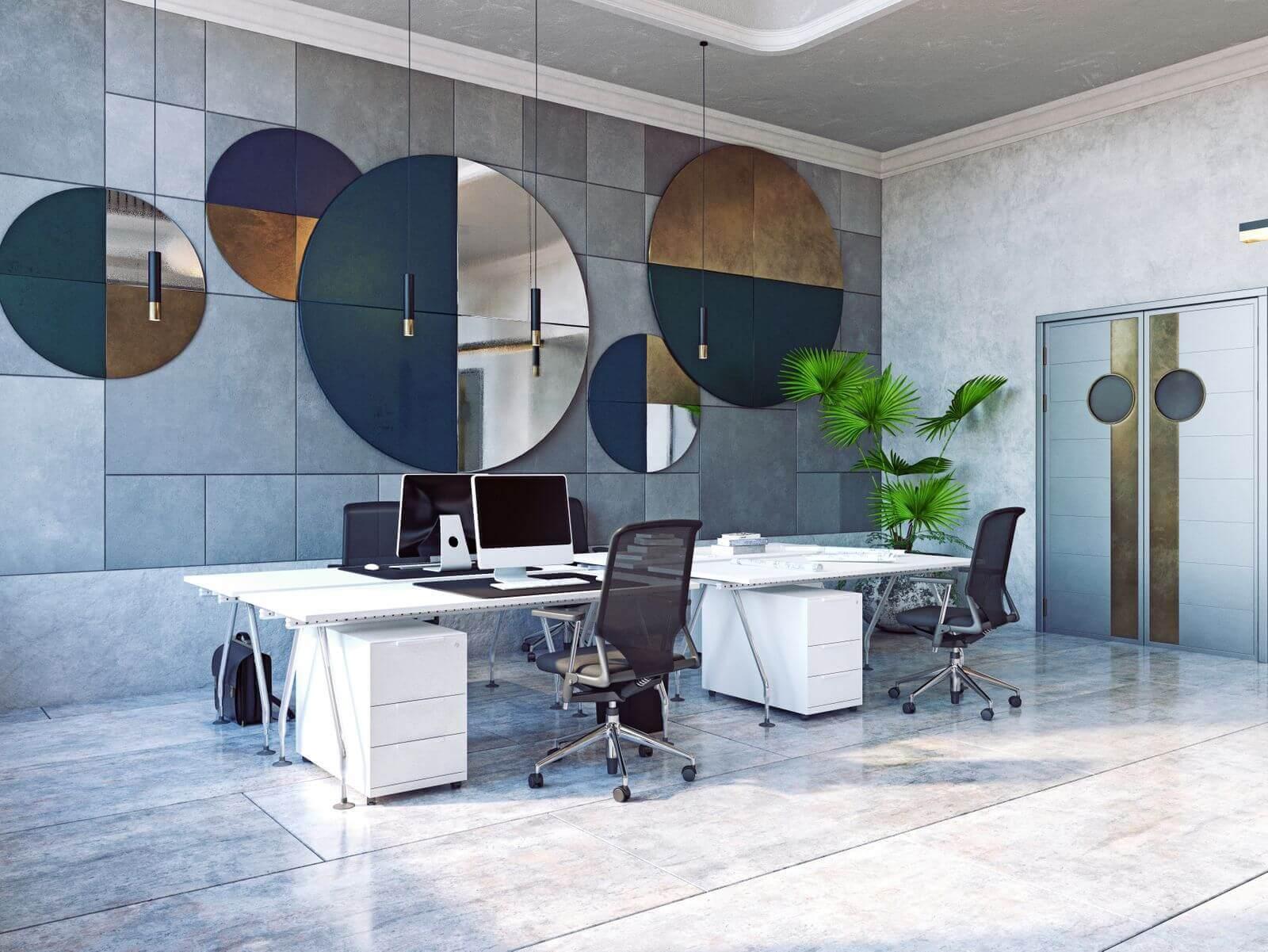 Office mirrors