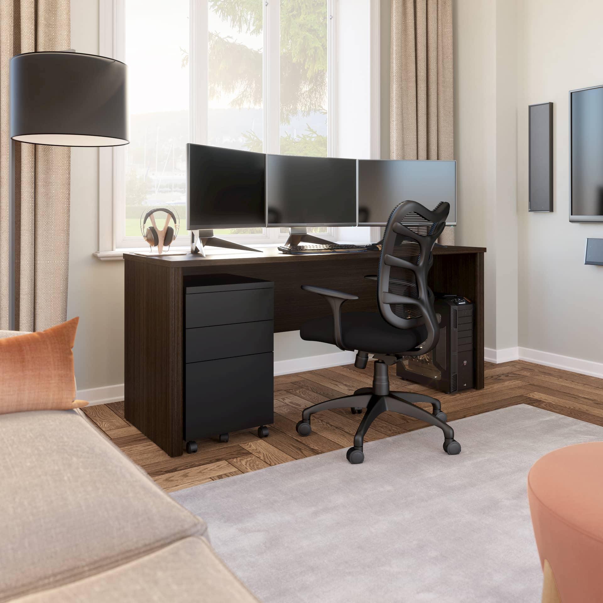 Picture of: The Best Gaming Room Ideas And Inspiration Bestar Canada