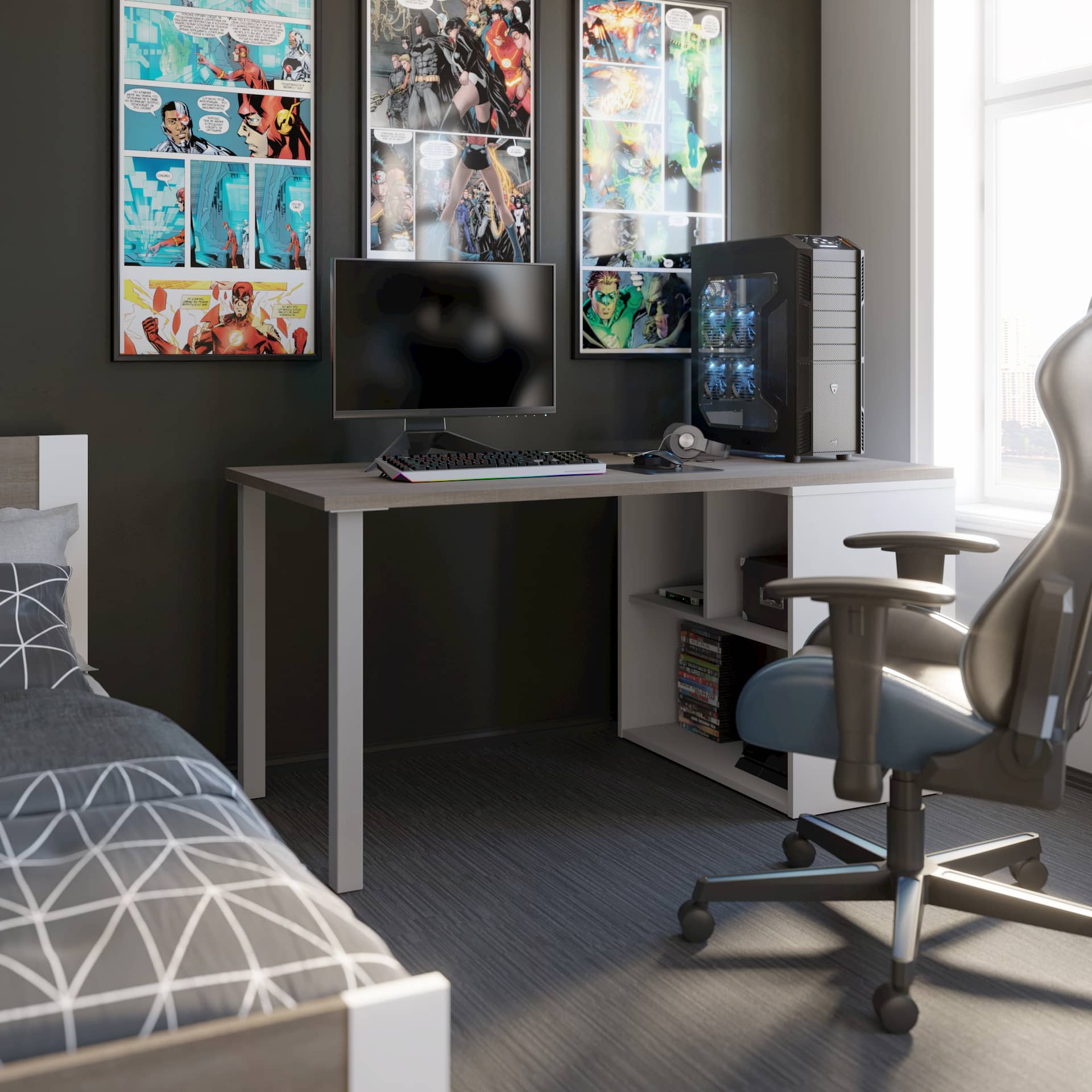 Gaming room inspiration