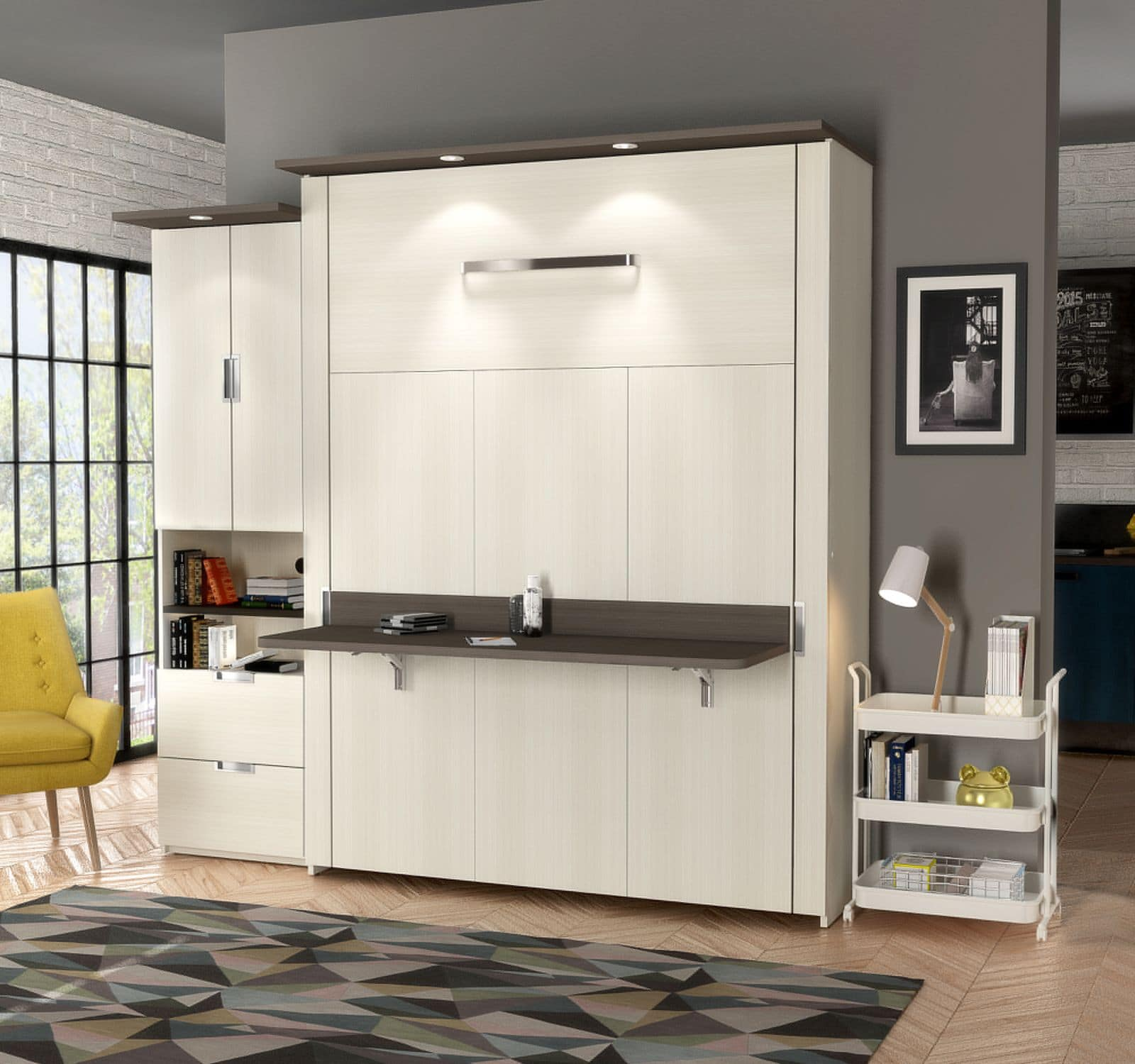 4 Reasons to Add a Murphy Bed with Desk to Your Home