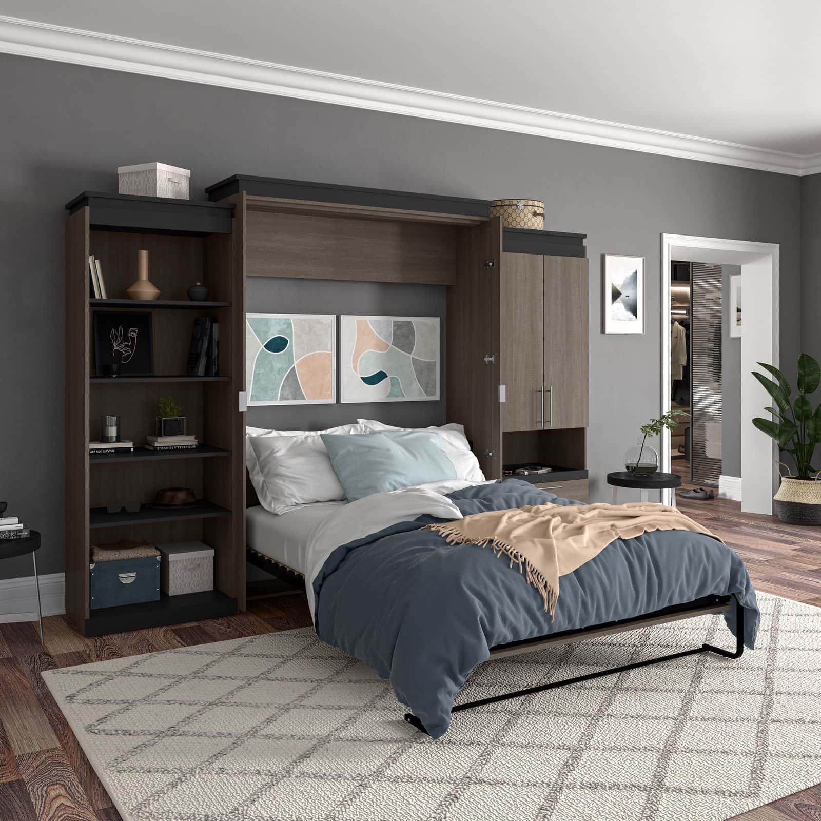 Orion Murphy Bed with storage