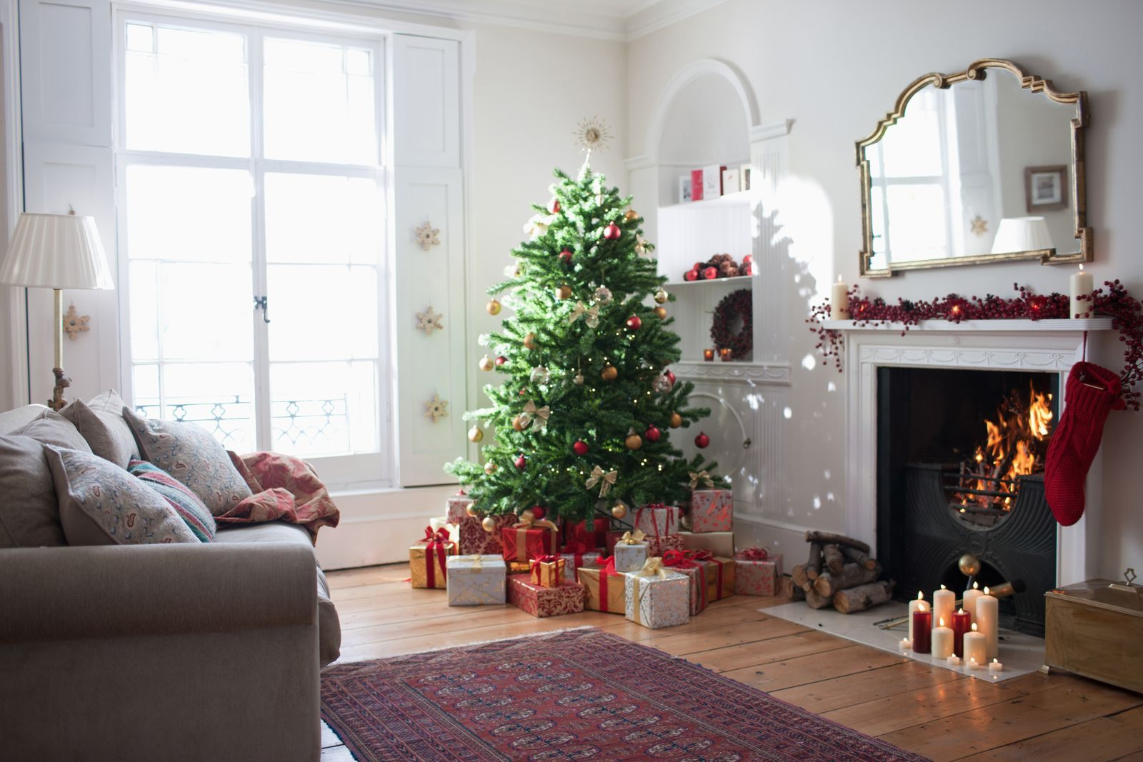 Decking the Halls for an At-Home Christmas This Year? Here's How!