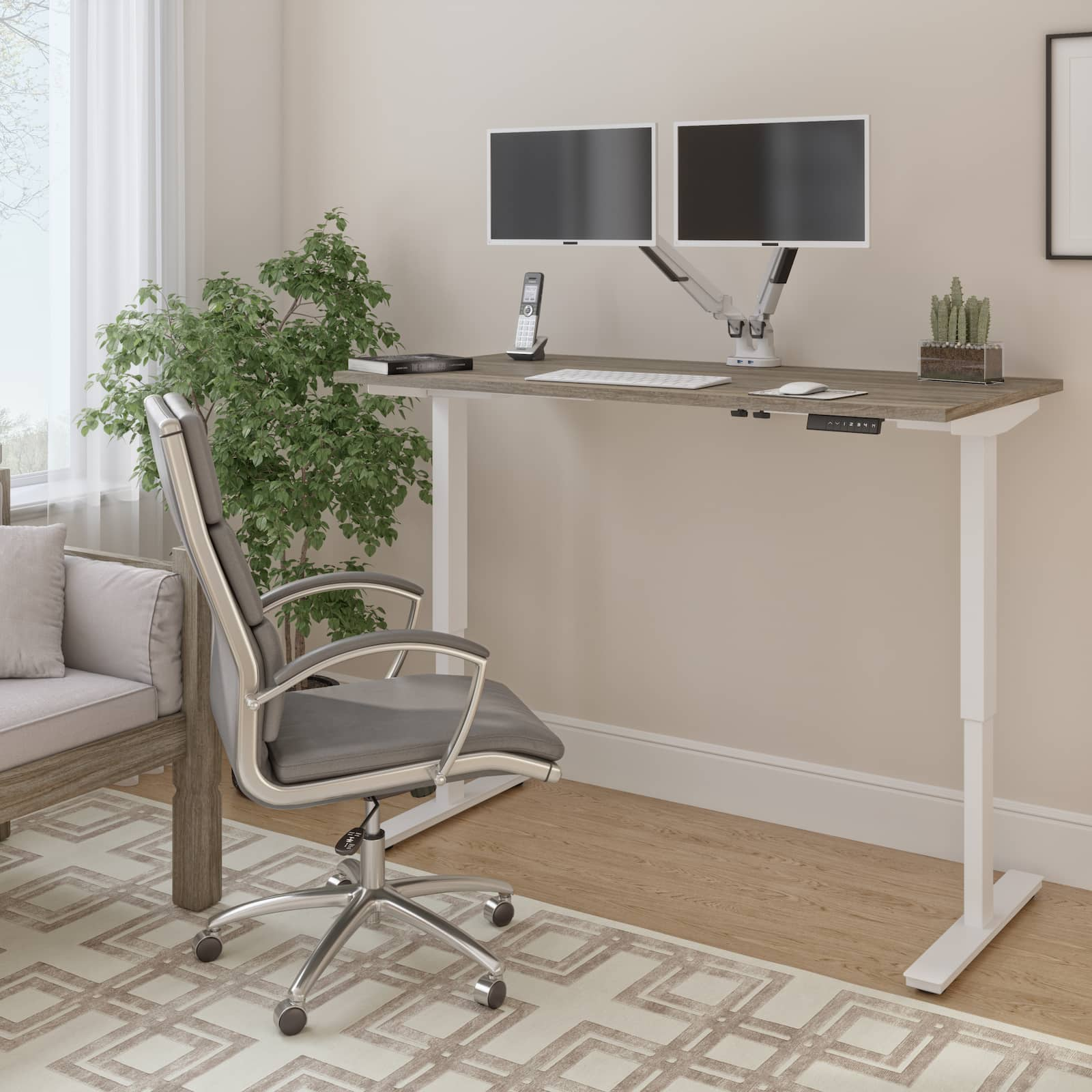 Work Healthier and Happier! Find the Perfect Adjustable Desk in Canada