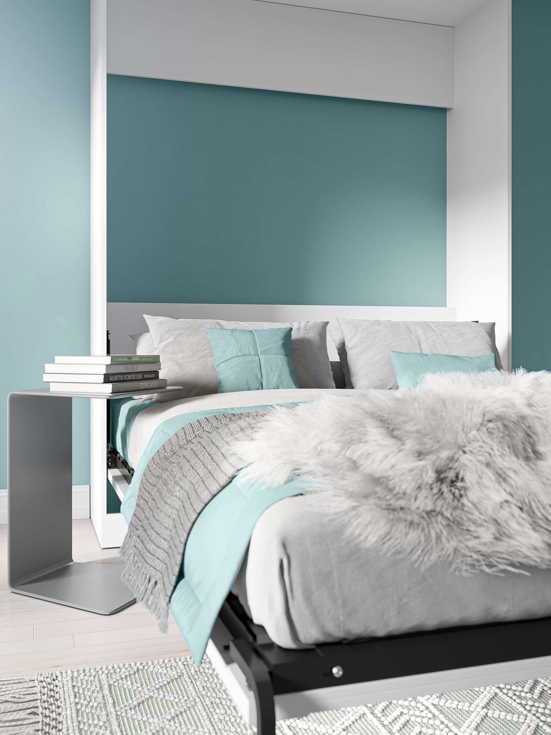 Pur collection murphy bed