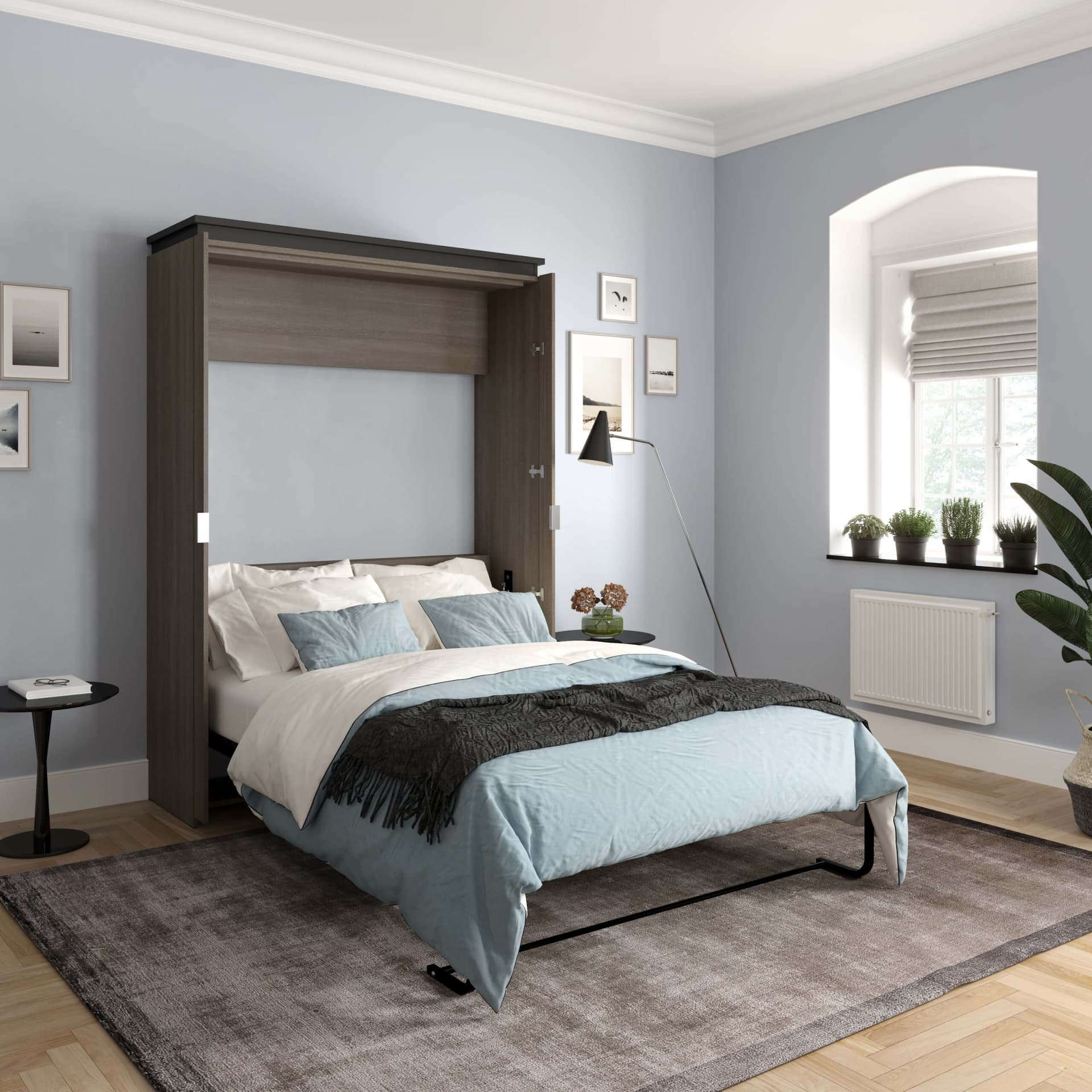 Sleep Well with a Multifunctional and Space-Saving Murphy Bed
