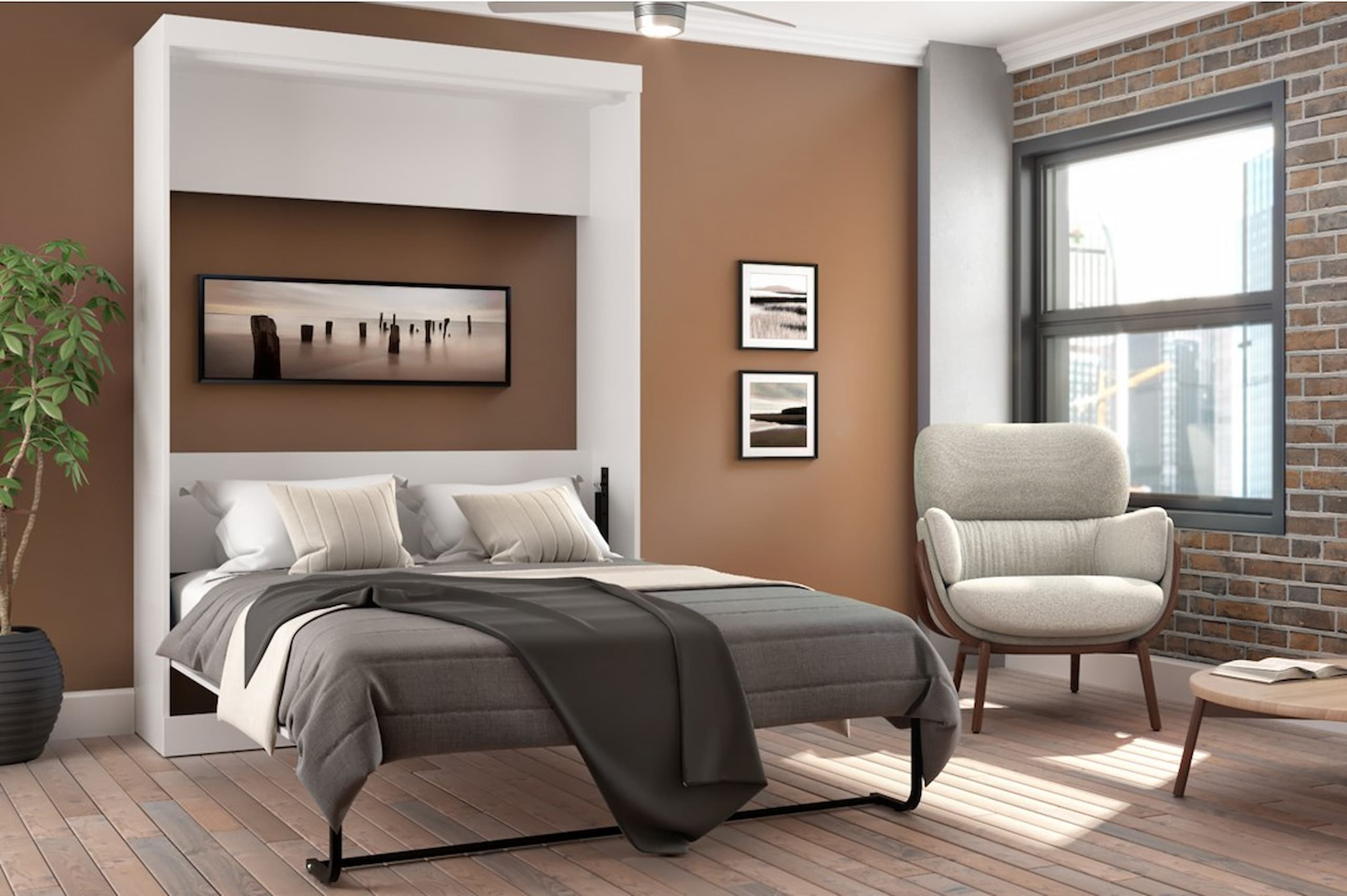 Create the Perfect Decor with the Right Wall Bed