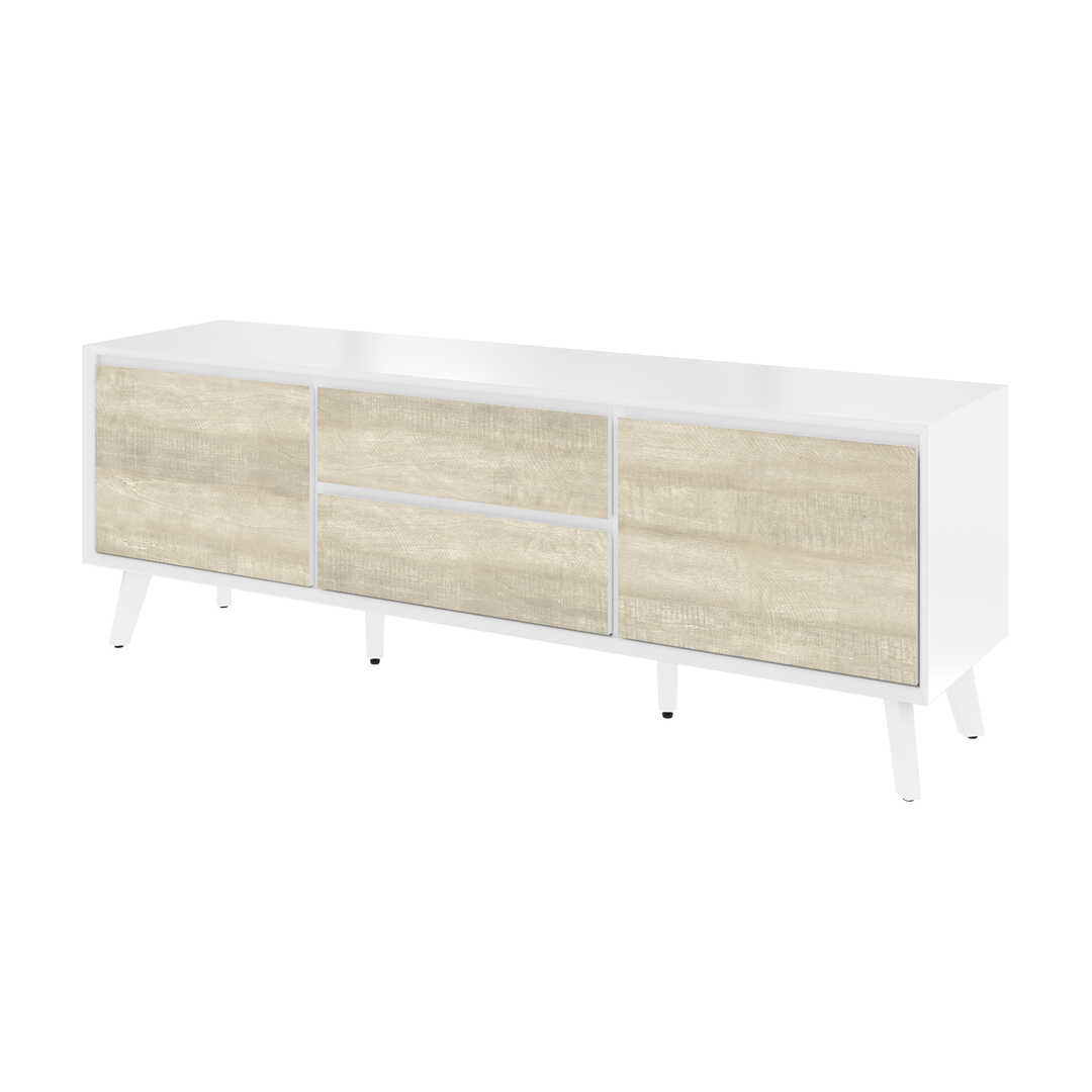 63W TV Stand for 55 inch TV