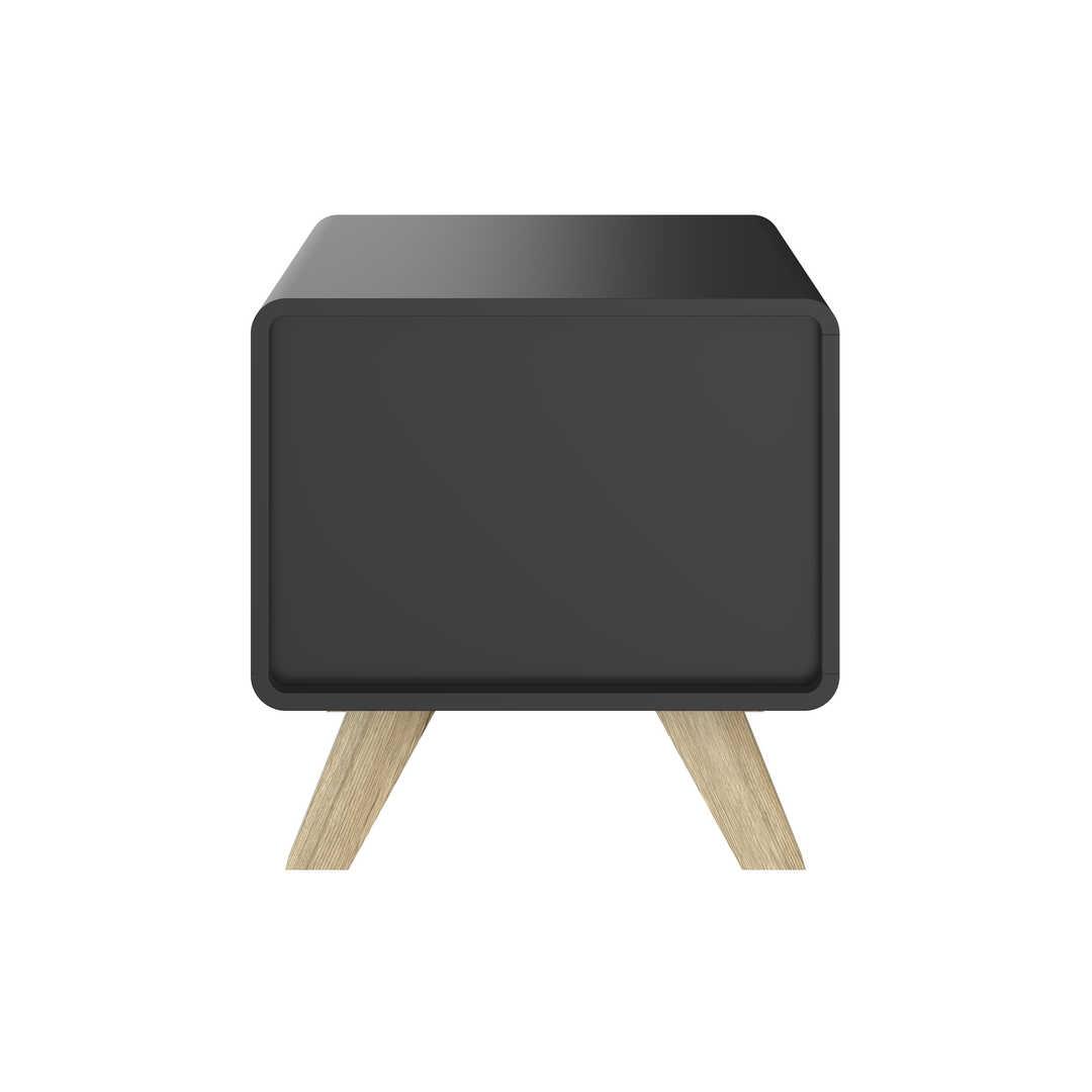 Noir UV & Chêne Brun Sable