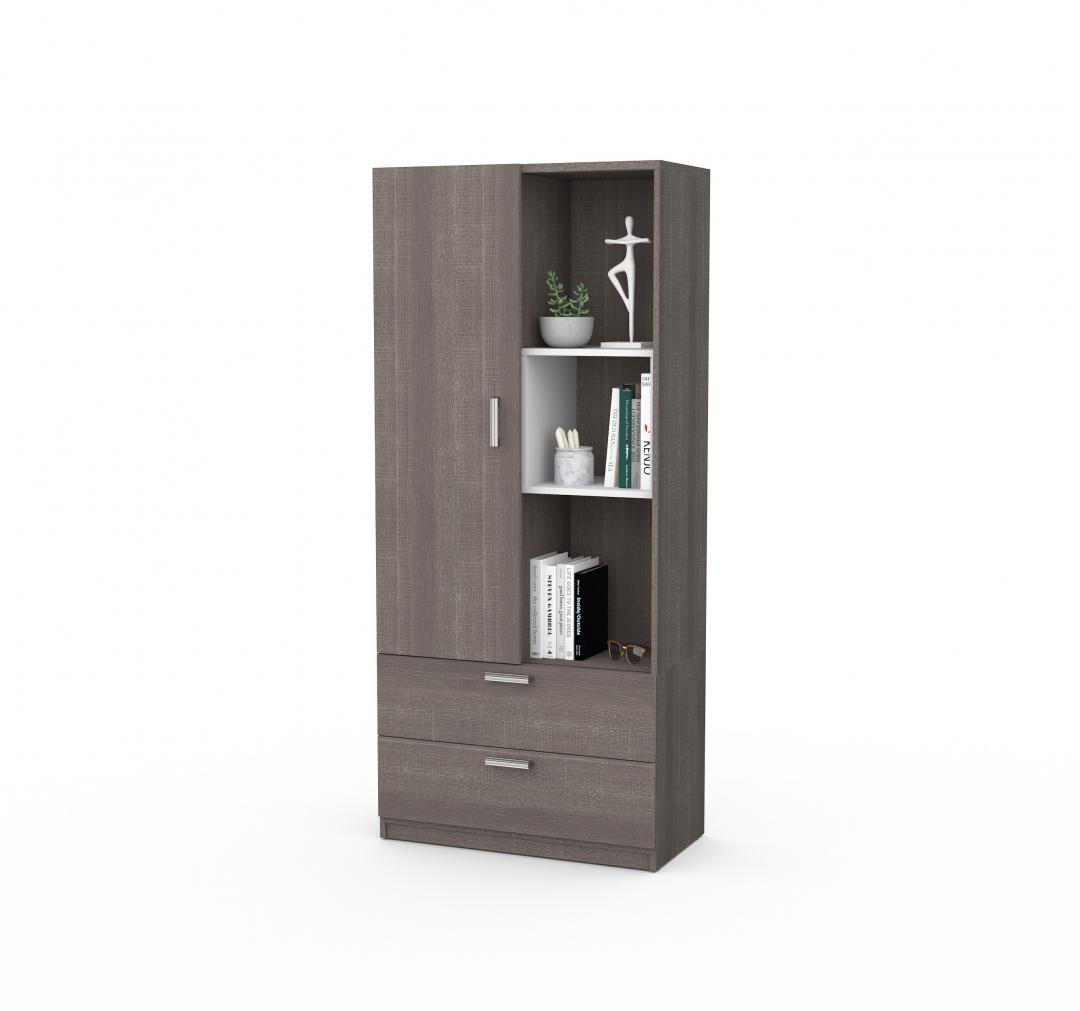 Storage Unit with Sliding Door