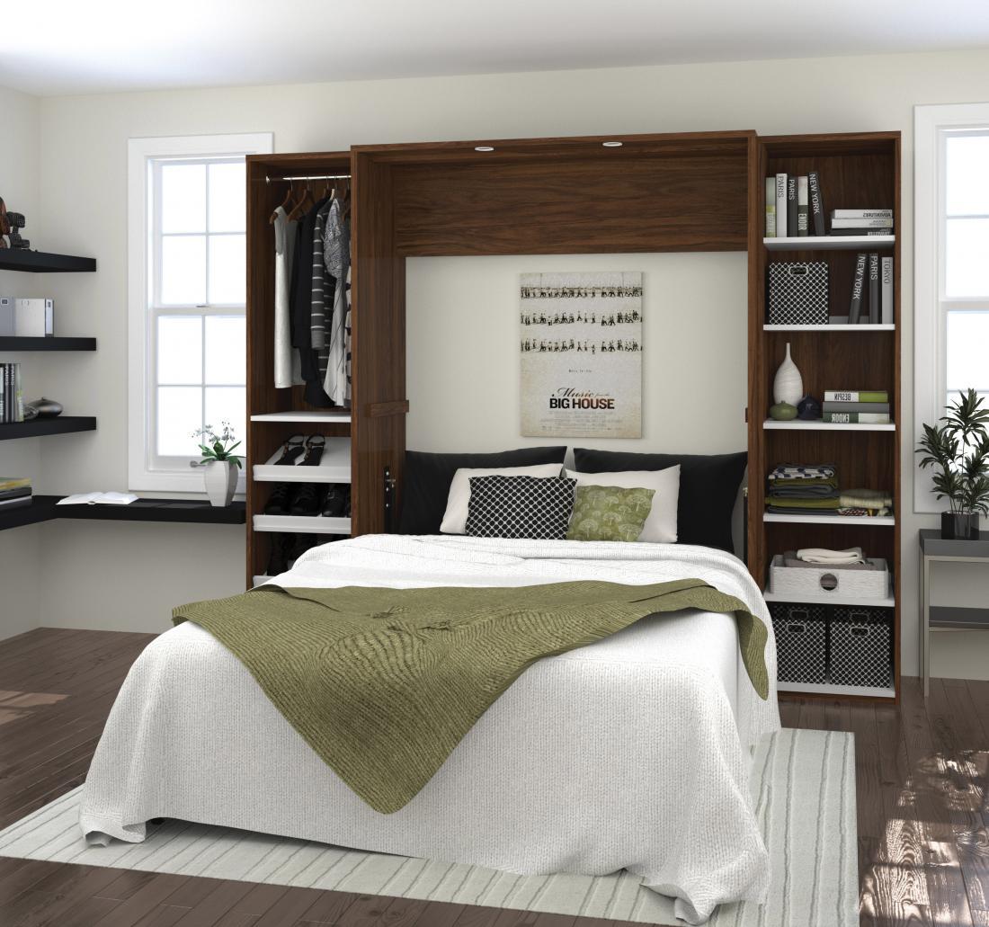 Oak Barrel & White