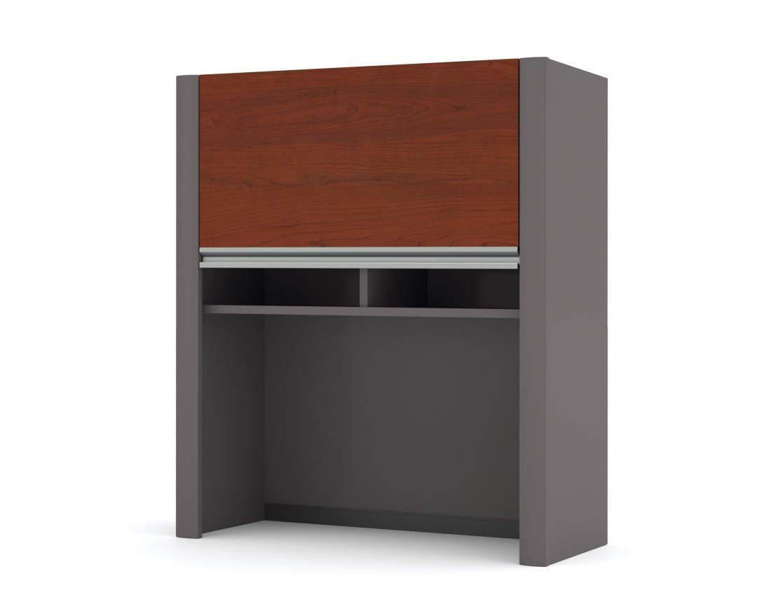 "Hutch for 30"" Lateral File Cabinet"