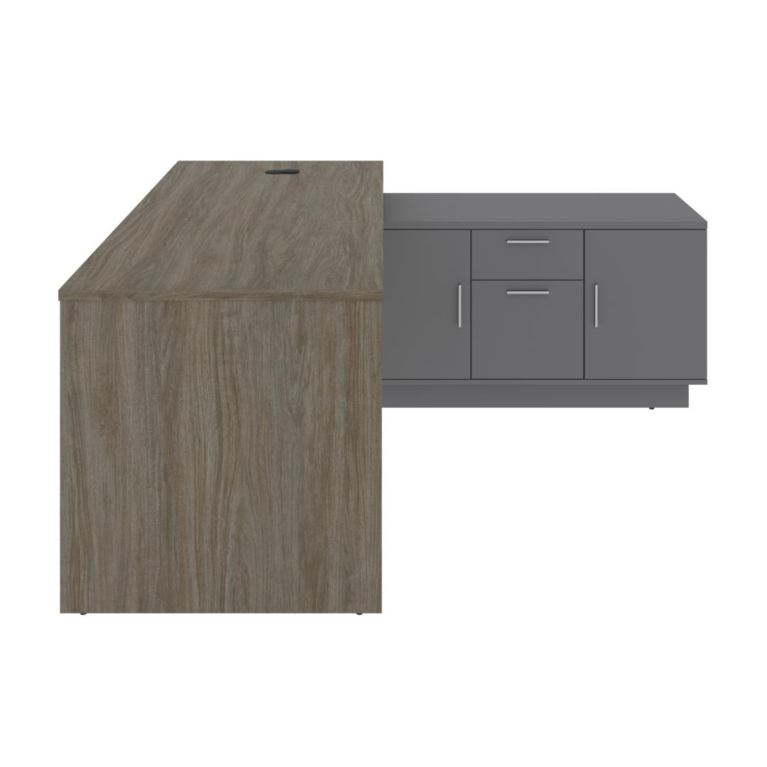 Walnut Grey & Slate