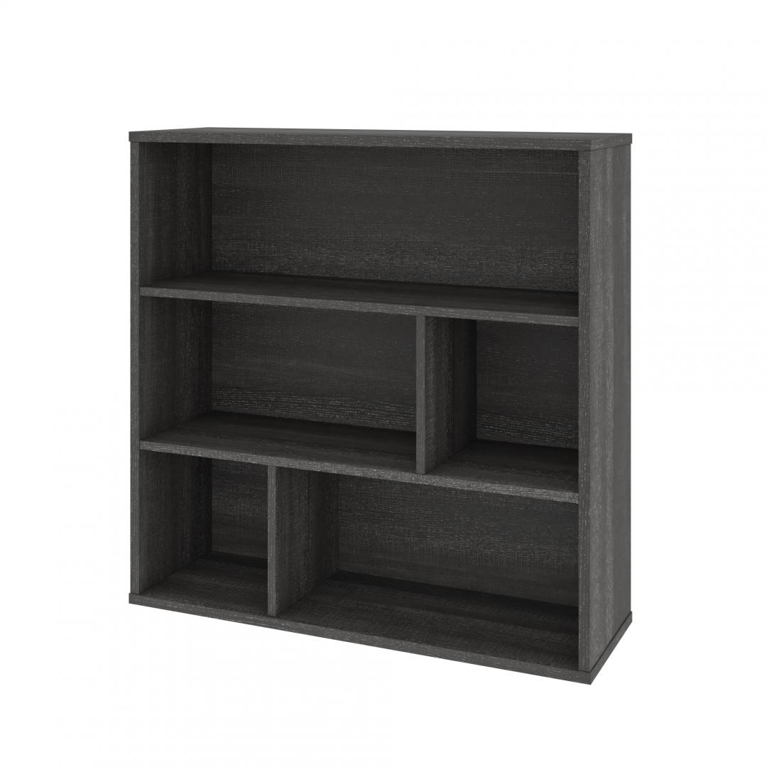 Asymmetrical Shelving Unit