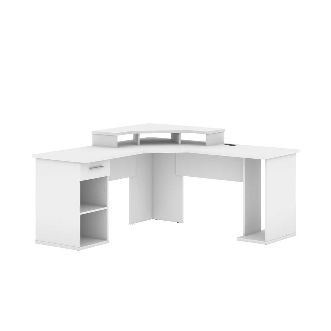 L-Shaped Corner Gaming Desk