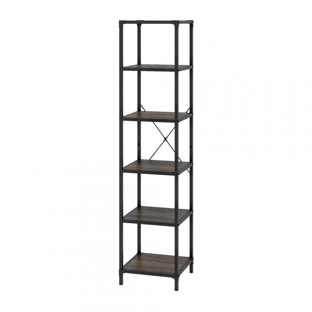 Narrow Bookshelf