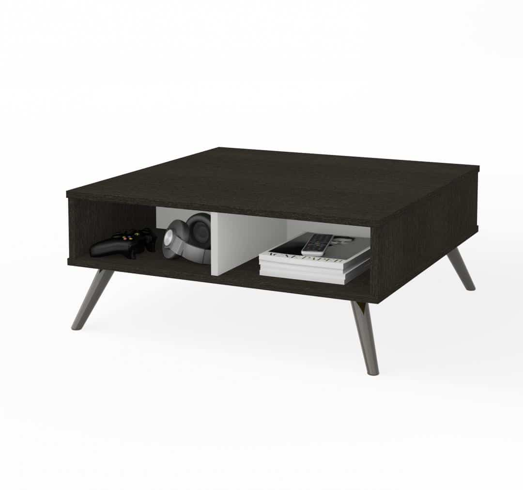 "29.5"" Coffee Table with metal legs"