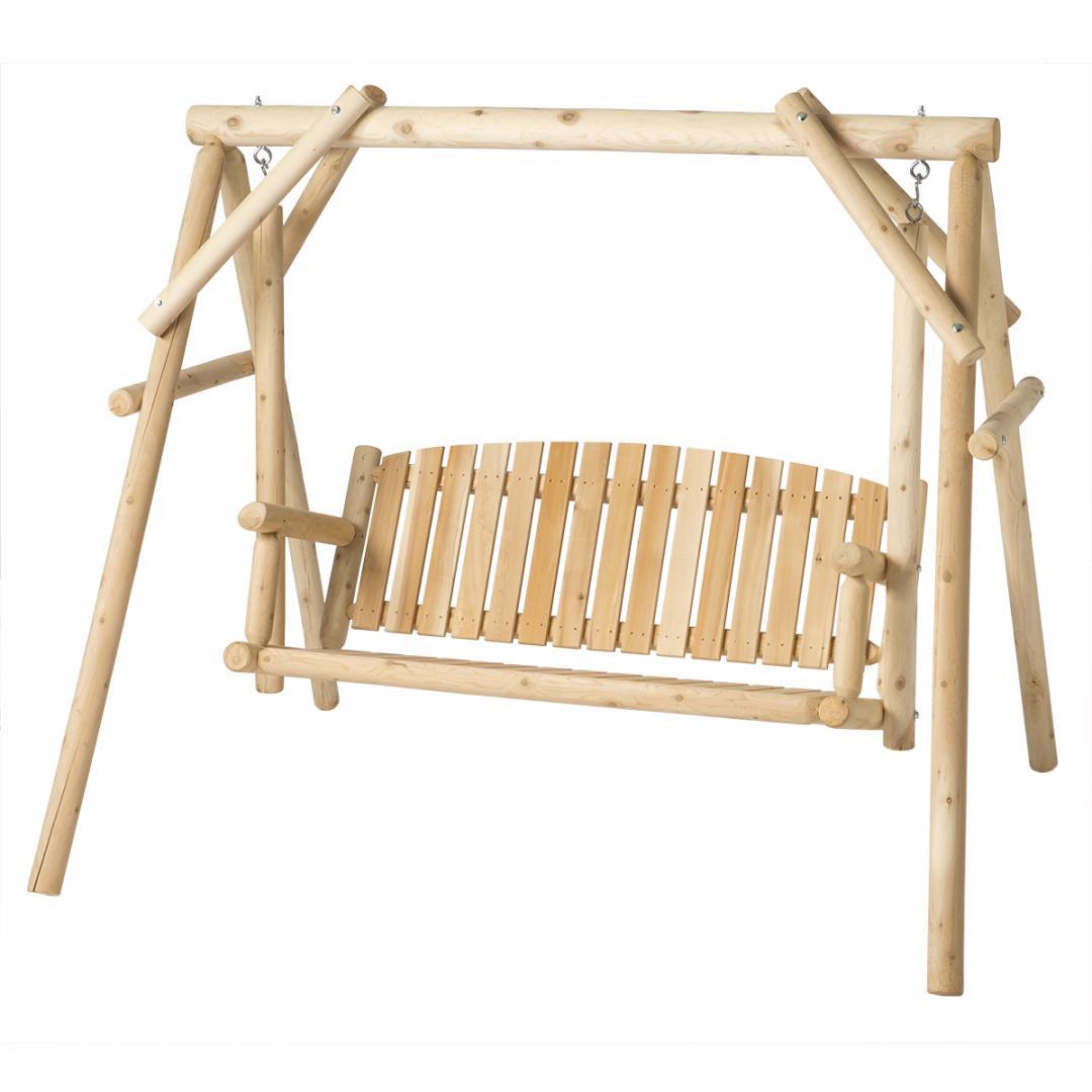 White Cedar 5' Swing