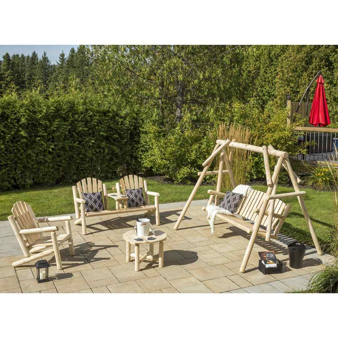 White Cedar Deluxe 4-Piece Set