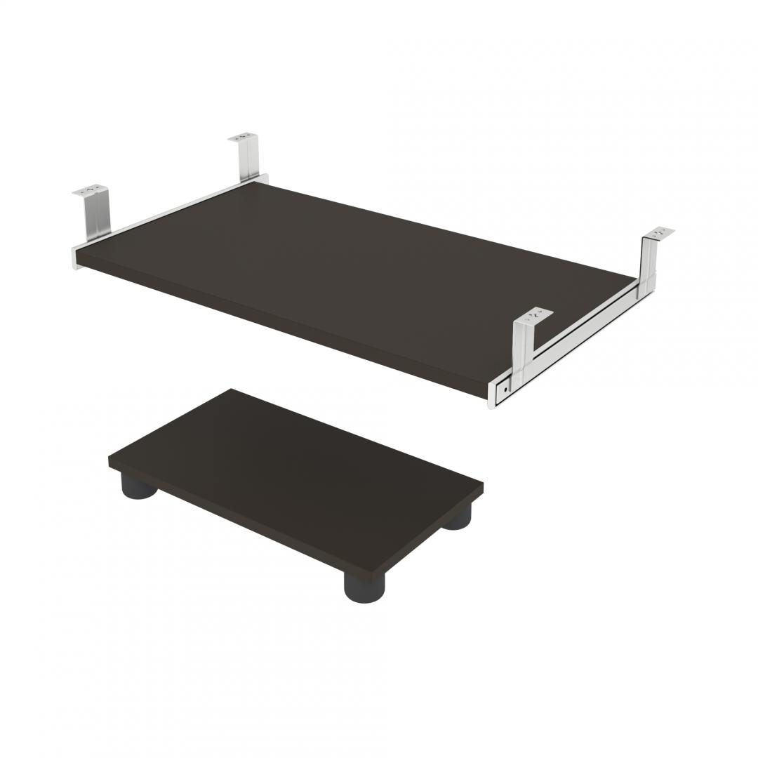 Keyboard Tray and CPU Stand