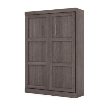 """Queen Murphy Bed and 2 Storage Units (115"""")"""