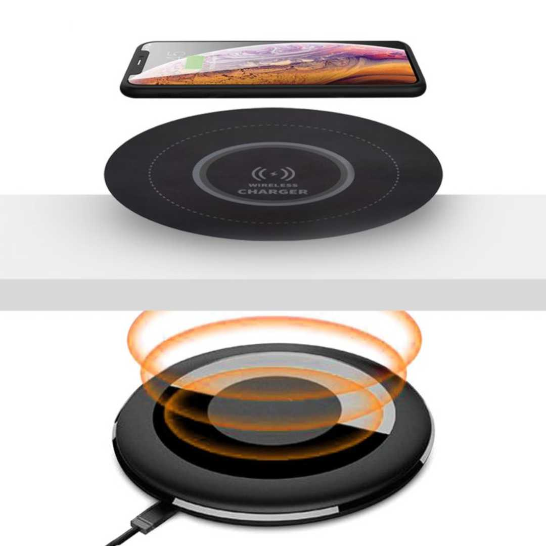 Under-Desk Wireless Charger