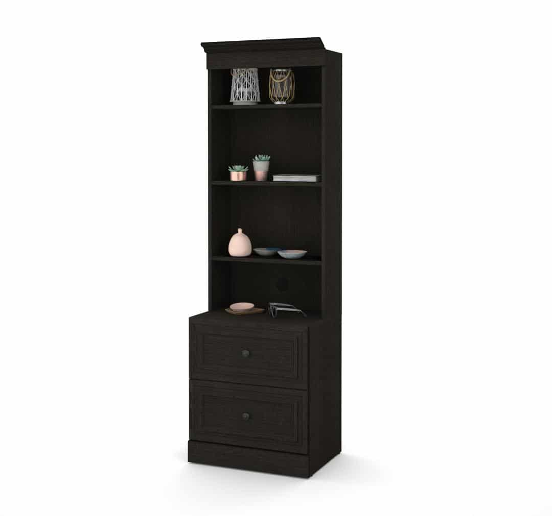 """25"""" Storage Unit with 2 Drawers"""